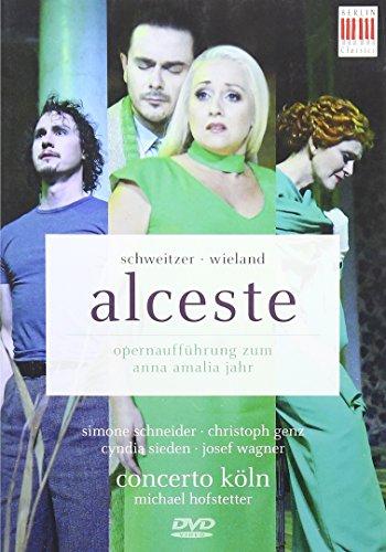 Alceste (K�ln Orchestra)