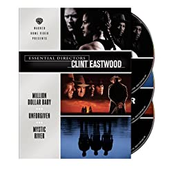 Essential Directors - Clint Eastwood (Million Dollar Baby / Mystic River / Unforgiven)