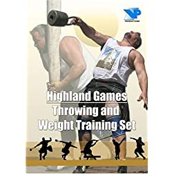 Highland Games Throwing and Weight Training Collection