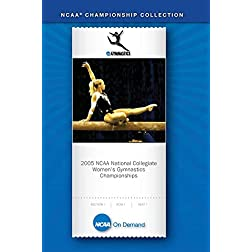 2005 NCAA National Collegiate Women's Gymnastics Championships