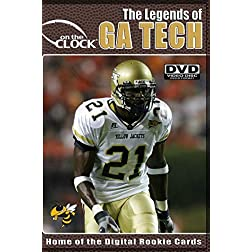 The Legends of the Georgia Tech Yellow Jackets