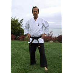 Uechi-Ryu Karate Advanced Katas & Applications- Seisan and Sanseiryu- Presented by Henry Thom