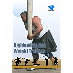 Highland Games Weight Training