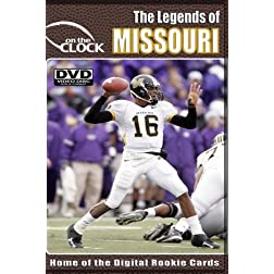 The Legends of the Missouri Tigers