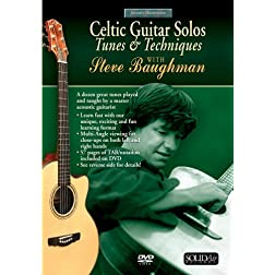 Celtic Guitar Solos (tunes & techniques)