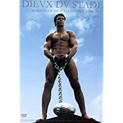 Dieux Du Stade: Making of the 2008 Calendar