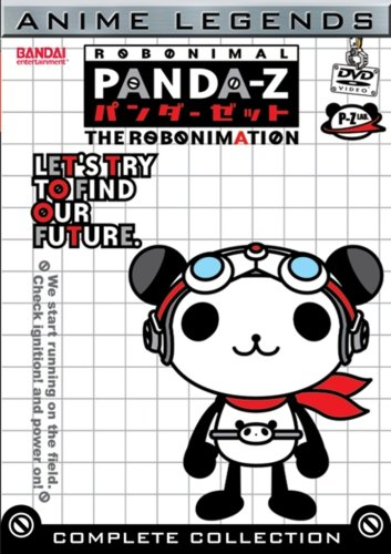 Panda Z Anime Legends Complete Collection
