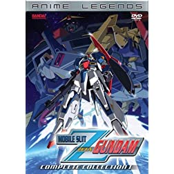 Mobile Suit Zeta Gundam Anime Legends Vol 1