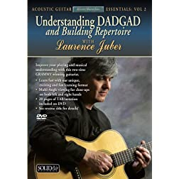 Understanding DADGAD with Laurence Juber