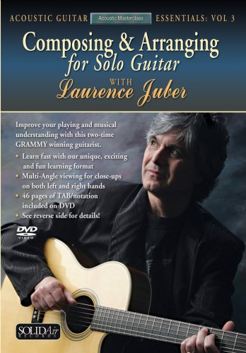 Composing & Arranging for Solo Guitar with Laurence Juber