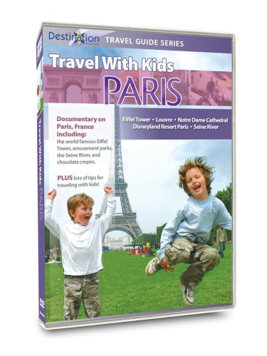 Travel with Kids - Paris
