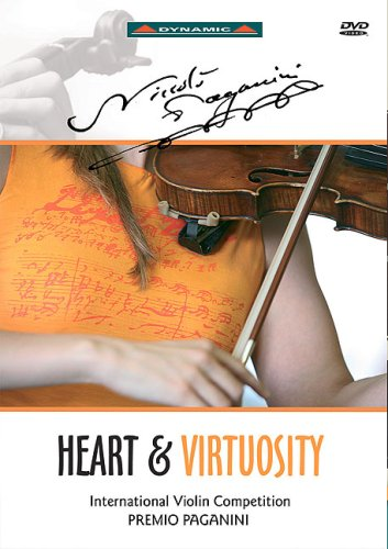 Heart & Virtuosity: International Violin