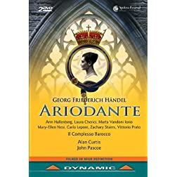 Handel - Ariodante