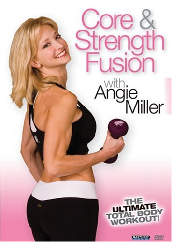 Angie Miller: Strength and Core Fusion Total Body Workout