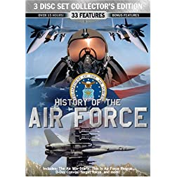 History of the Air Force 3 DVD Collector's Set