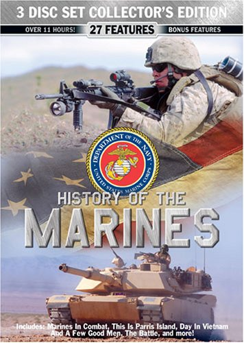 History of the Marines 3 DVD Collector's Set