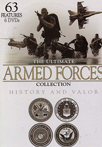 Ultimate Armed Forces Collection History and Valor