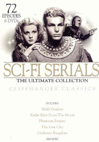 Ultimate Sci-Fi Serial Classics Collection (Flash Gordon / Radar Men from the Moon / Phantom Empire / The Lost City / Undersea Kingdom / Phantom Creeps)