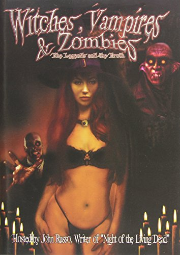 Witches, Vampires and Zombies