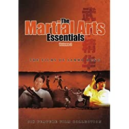 The Martial Arts Essentials: The Films of Sammo Hung 6 Film Set
