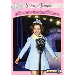 Shirley Temple - Americas Sweetheart Collection, Vol. 6 (Stowaway / Young People / Wee Willie Winkie)