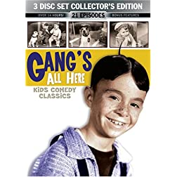 Gang's All Here: Kids Comedy Classics Collector's Edition