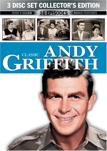 Classic Andy Griffith 3 Disc Collector's Edition