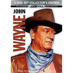 The Duke: John Wayne Classics 3 Disc Collector's Edition