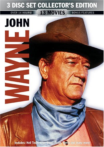 The Duke: John Wayne Classics 3 Disc Collector's Edition