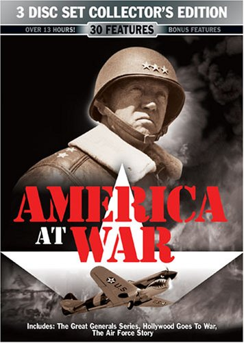 America At War 3 Disc Collector's Edition