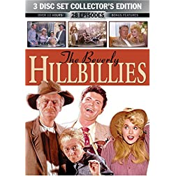 Beverly Hillbillies 3 Disc Collector's Edition