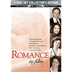 Romance In Film 3 Disc Collector's Edition