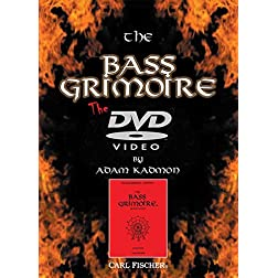 The Bass Grimoire DVD