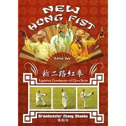 Kung Fu's Grandmasters Series: New Hong Fist 2 Disc Set