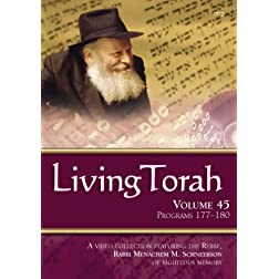 Living Torah Volume 45 Programs 177-180