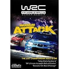 WRC World Rally Championship Maximum Attack