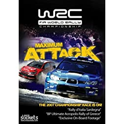 WRC World Rally Championship Maximum Attack