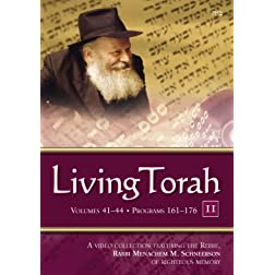 Living Torah Programs 161-176 Binder 11