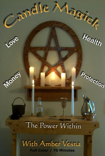 Candle Magick DVD Seminar