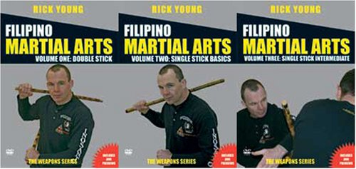 Filipino Martial Arts: Rick Young 3 DVD Set