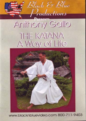 XMA Anthony Gallo Katana vol. 1