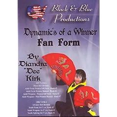 XMA Diandra Kirk Fan Form