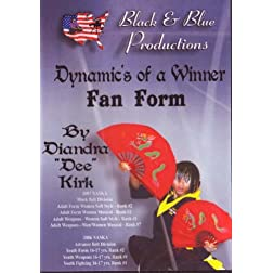 XMA Diandra Kirk Fan Form