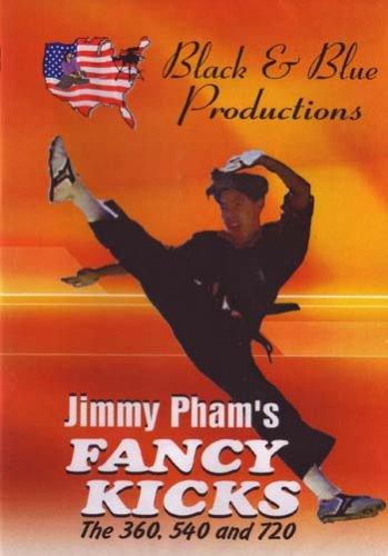 XMA Jimmy Pham's Fancy Kicks
