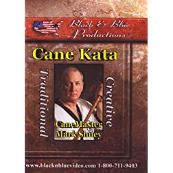 Mark Shuey Cane Form: Traditional and Creative Sport Karate Kata