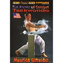The Power of Combat Taekwondo