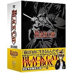 Black Cat DVD-Box