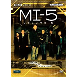 MI-5: Volume 5 (5 Discs)