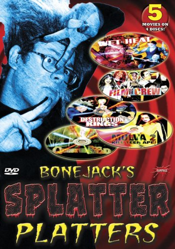 Bonejack's Splatter Platters (5-Pack)