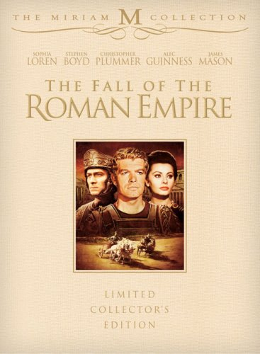 The Fall Of The Roman Empire (Two-Disc Limited Collector's Edition) (The Miriam Collection)